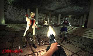 Zombie Waves 3D скриншот 3