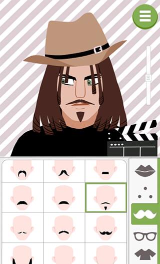 Doodle Face скриншот 1