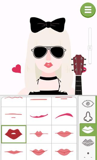 Doodle Face скриншот 2
