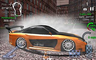 Drift Club Racing скриншот 1