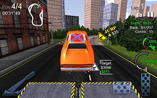 Drift Club Racing скриншот 2