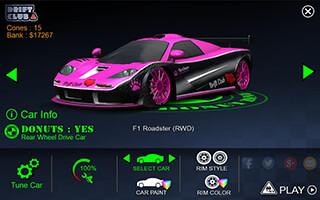 Drift Club Racing скриншот 4