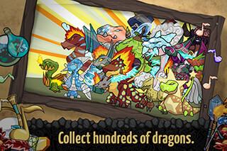 Battle Dragon: Monster Dragons скриншот 1