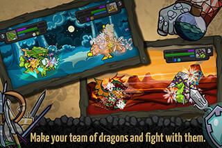 Battle Dragon: Monster Dragons скриншот 2