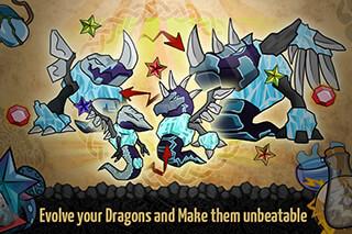 Battle Dragon: Monster Dragons скриншот 3