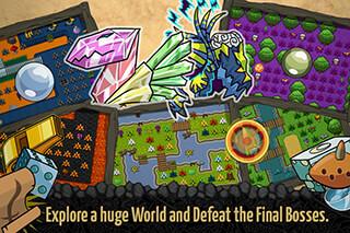 Battle Dragon: Monster Dragons скриншот 4