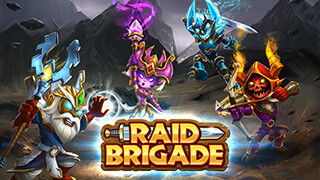Raid Brigade скриншот 1