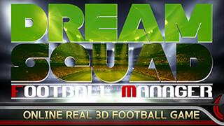 Dream Squad: Soccer Manager скриншот 1