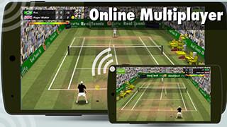 Tennis Champion 3D скриншот 2