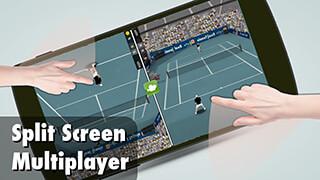 Tennis Champion 3D скриншот 4