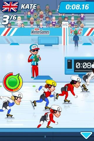 Playman: Winter Games скриншот 2