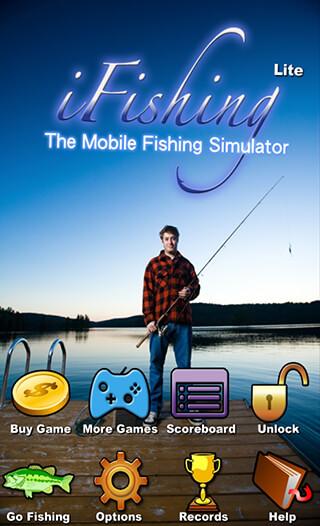 I Fishing Lite скриншот 1