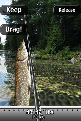 I Fishing Lite скриншот 2