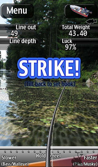 I Fishing Lite скриншот 3