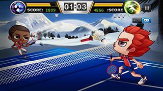 Badminton скриншот 1