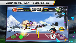 Badminton скриншот 2