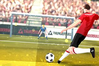 Soccer World 16: Football Cup скриншот 1