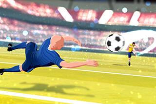 Soccer World 16: Football Cup скриншот 2