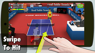 Real Table Tennis скриншот 1