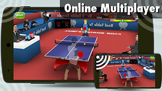 Real Table Tennis скриншот 2