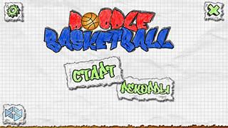 Doodle Basketball скриншот 2