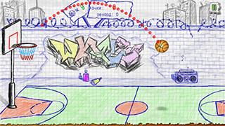 Doodle Basketball скриншот 3