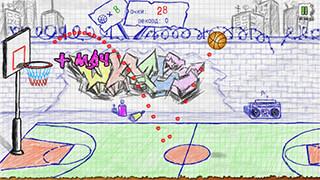 Doodle Basketball скриншот 4