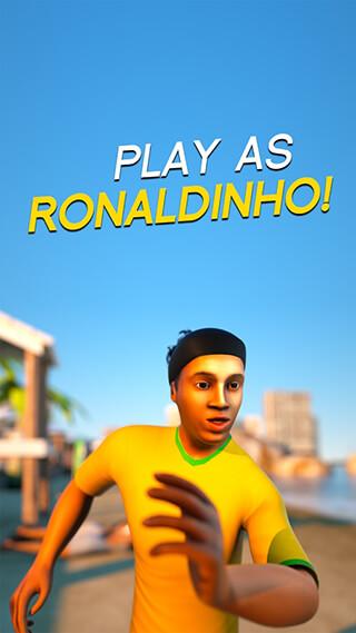Ronaldinho: Super Dash 2016 скриншот 4