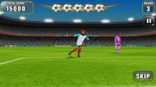 Football Kicks скриншот 3