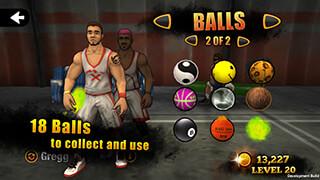 Jam League Basketball скриншот 1