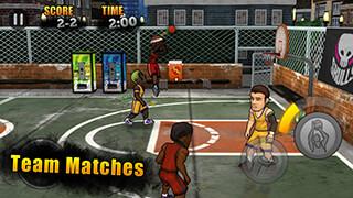 Jam League Basketball скриншот 2