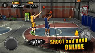 Jam League Basketball скриншот 4