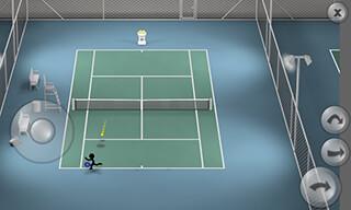 Stickman Tennis скриншот 4