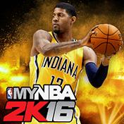 My NBA 2K16 иконка