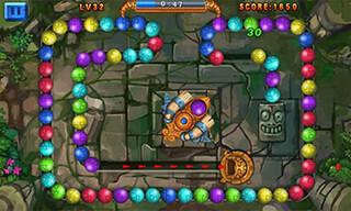 Marble Legend скриншот 2