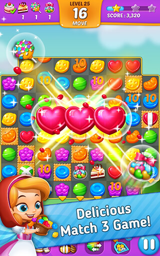 Lollipop: Sweet Taste скриншот 1
