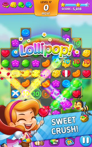 Lollipop: Sweet Taste скриншот 2