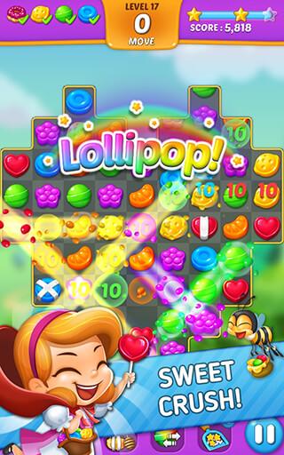 Lollipop: Sweet Taste скриншот 2