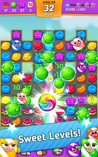 Lollipop: Sweet Taste скриншот 3