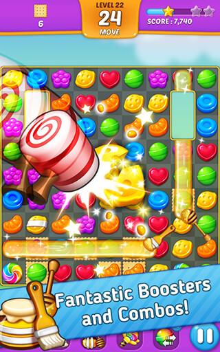 Lollipop: Sweet Taste скриншот 4