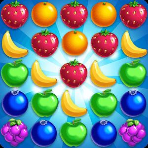 Фруктовая мания: Путешествие Элли (Fruits Mania: Elly's Travel)