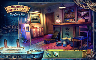 Treasures Of Mystery Island 3 скриншот 1