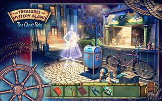 Treasures Of Mystery Island 3 скриншот 3