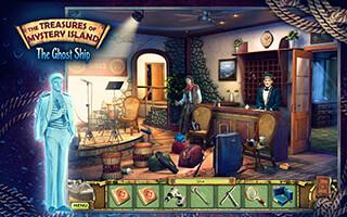 Treasures Of Mystery Island 3 скриншот 4