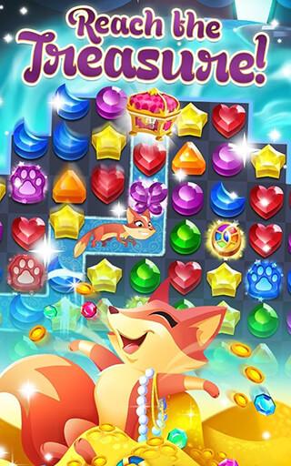 Genies And Gems скриншот 1