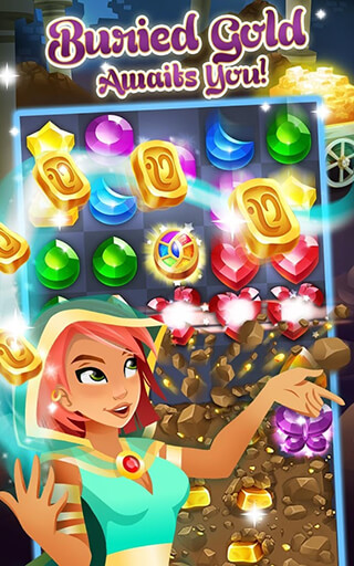 Genies And Gems скриншот 2