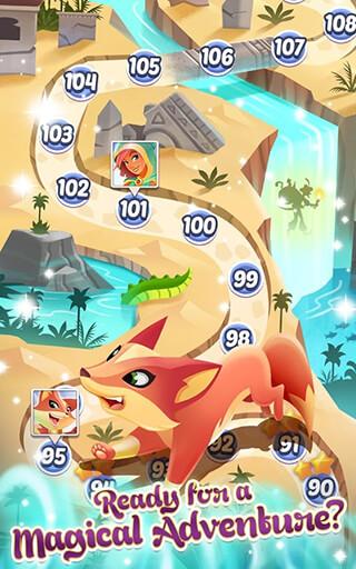 Genies And Gems скриншот 4