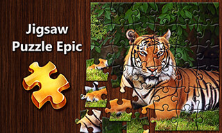 Jigsaw Puzzles Epic скриншот 1