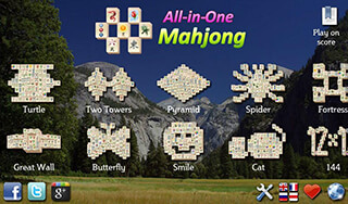 All-In-One: Mahjong Free скриншот 1