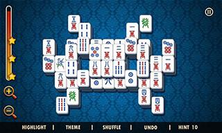 Mahjong Solitaire скриншот 3